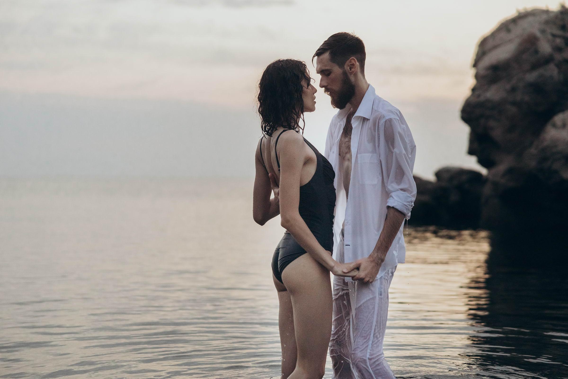 Свадьба для двоих. Свадебный фотограф в Крыму Андрей Красавин